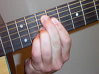 Guitar Chord G9b5 Voicing 4