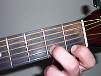 Guitar Chord G9#11 Voicing 1