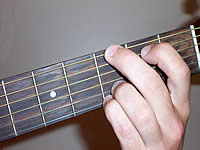 Guitar Chord G Voicing 1
