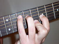 Guitar Chord G Voicing 4
