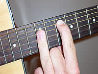 Guitar Chord G Voicing 5