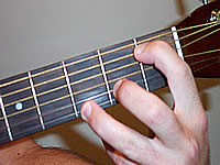 Guitar Chord Gdim Voicing 1