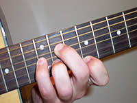 Guitar Chord Gdim Voicing 3