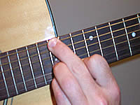 Guitar Chord Gdim Voicing 5