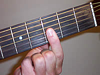 Guitar Chord Gm Voicing 1
