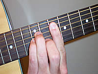 Guitar Chord Gm Voicing 4
