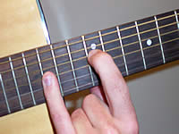 Guitar Chord Gm Voicing 5