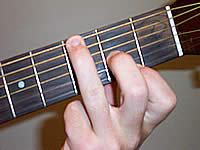 Guitar Chord Gmaj9 Voicing 1