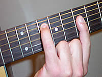 Guitar Chord Gmaj9 Voicing 3