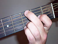 Guitar Chord Gsus2 Voicing 1