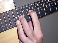 Guitar Chord Gsus2 Voicing 5