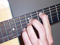 Guitar Chord Gsus4 Voicing 5